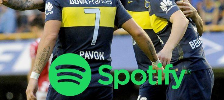 Boca Spotify