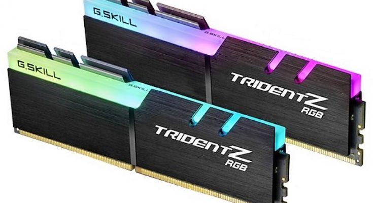 Trident Z RGB 4700 MHz