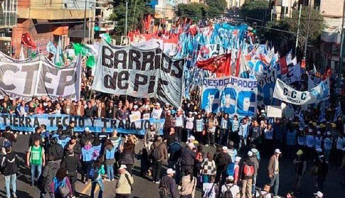 """""""Marcha Federal por Pan y Trabajo"""""""