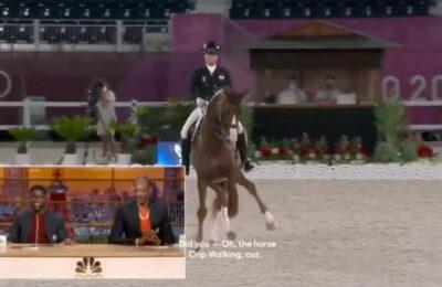 """Snoop elogia a """"Horse Crip Walkin"""" mientras analiza la equitación olímpica"""